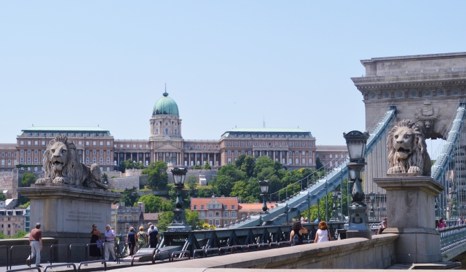 Budapest never seemed so close and borders are blurred when you go Interrailing.
